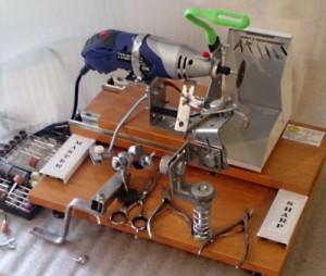 Станок для заточки маникюрных кусачек ЗАТ-36У