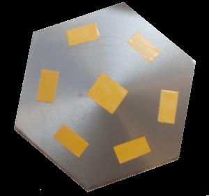 Плита доводочная чугунная