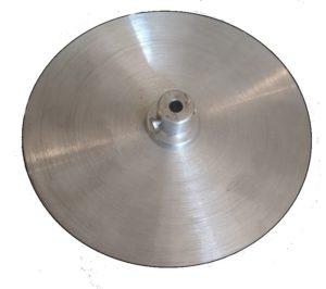 Планшайба алюминиевая для заточки
