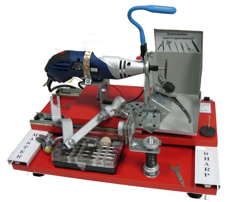 Станок ЗАТ-36У Стандарт для заточки маникюрных, парикмахерских и других инструментов