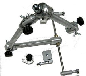 Манипулятор для заточки ножниц, маникюрных кусачек, ножей